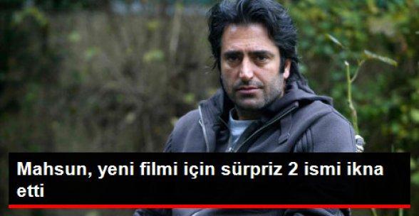 Mahsun Kırmızıgül, Yeni Filminde Gülben Ergen ve Ece Uslu'yu Oynatacak