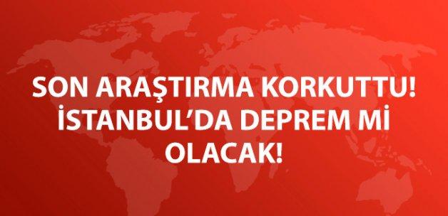 Marmara Denizi Altında İnceleme Yapan Bilim Adamlarından Deprem Uyarısı