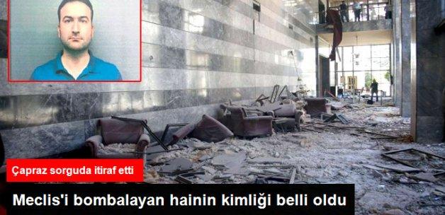 Meclis'i Bombalayan Darbecinin İsmi Belli Oldu: Yüzbaşı Hüseyin Türk