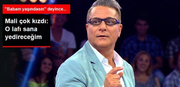 Mehmet Ali Erbil Çok Kızdı: O Lafı Sana Yedireceğim