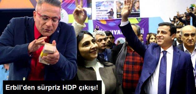 Mehmet Ali Erbil: HDP'nin Dahil Olması Sevindirici