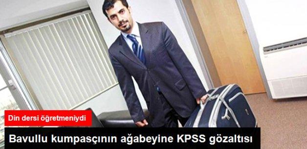 Mehmet Baransu'nun Öğretmen Ağabeyine KPSS Gözaltısı