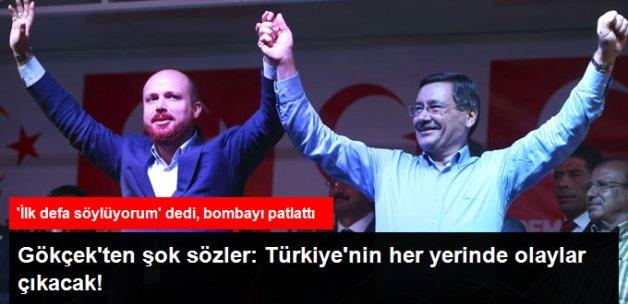 Melih Gökçek'ten Korkutan Sözler: Türkiye'nin Her Yerinde Olaylar Çıkacak