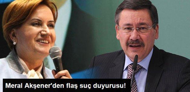 Meral Akşener'den Melih Gökçek Hakkında Suç Duyurusu!