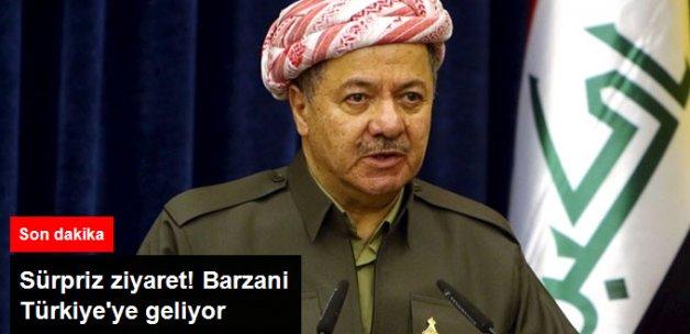Mesud Barzani'den Sürpriz Türkiye Ziyareti!