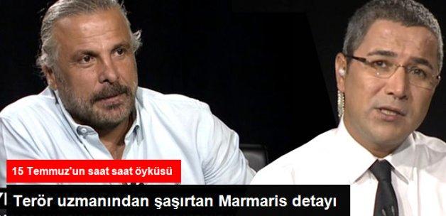 Mete Yarar: Erdoğan Marmaris'te Olmasa F-16 İle Vuracaklardı