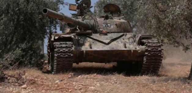 Muhaliflerden katil Esad'a darbe üstüne darbe