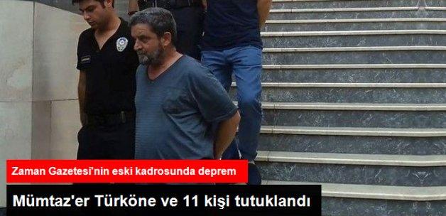 Mümtaz'er Türköne'nin de Aralarında Bulunduğu 12 Kişi Tutuklandı