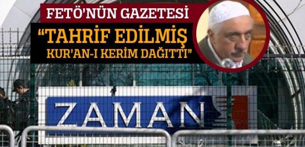Murat Bardakçı: Zaman tahrif edilmiş Kur'an-ı Kerim meali dağıttı
