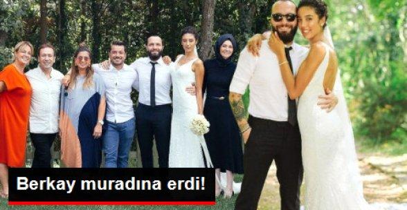 Nikah Masasına Oturan Berkay, Soluğu Antalya'da Aldı