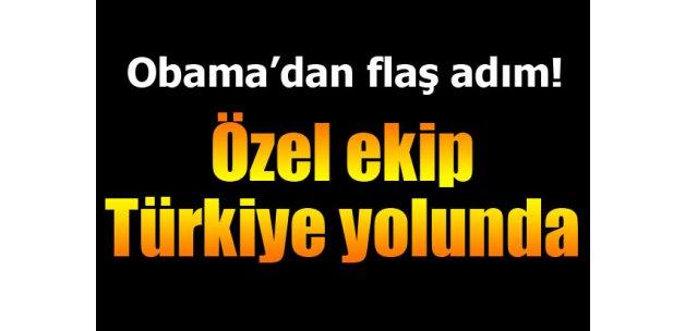 Obama'nın özel ekibi Gülen için Türkiye'ye geliyor