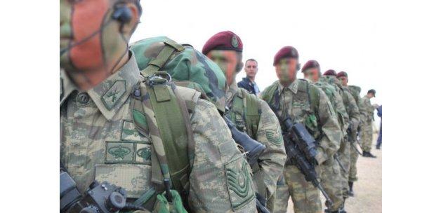 Özel Kuvvetler Komutanlığı'nda FETÖ operasyonu