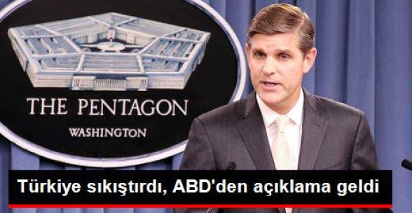 Pentagon: SDG Fırat'ın Doğusuna Çekildi