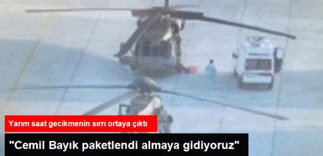 Pilot Yarbay Akgün'ün Şok İfadesi Ortaya Çıktı