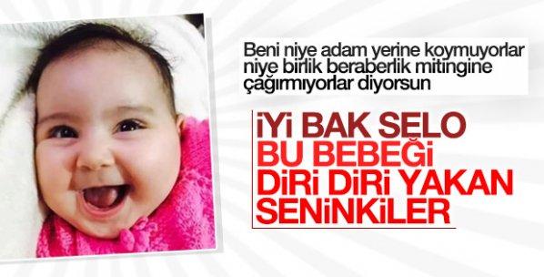 PKK'nın katlettiği ailenin en küçük ferdi: Ceylinaz