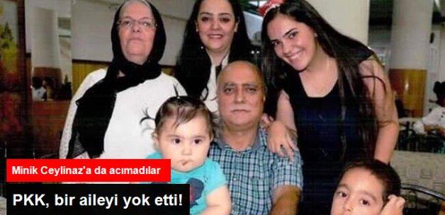 PKK Terör Örgütü, Aynı Aileden 5 Can Aldı