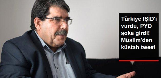 PYD'nin Lideri Salih Müslim: Türkiye Çok Şey Kaybedecektir