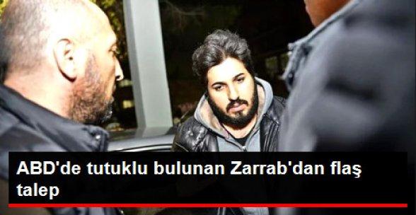 Reza Zarrab, 'Reddi Hakim' Talebinde Bulundu