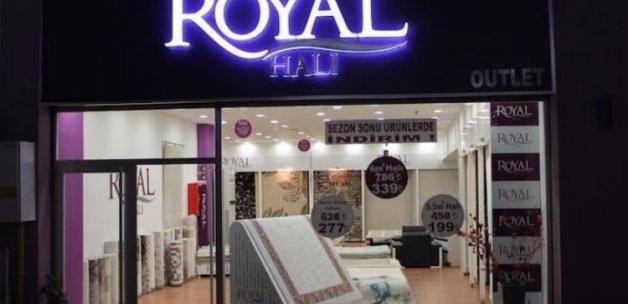 Royal Halı için flaş açıklama!