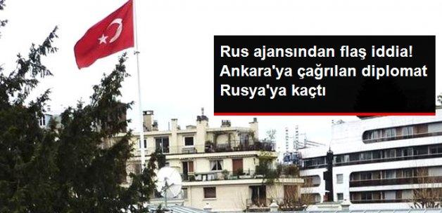 Rus Basını: Bangladeş'teki Bir Türk Diplomat Rusya'ya Kaçtı