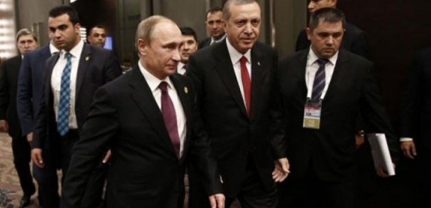 Rusya'dan Türkiye'ye askeri anlaşma teklifi