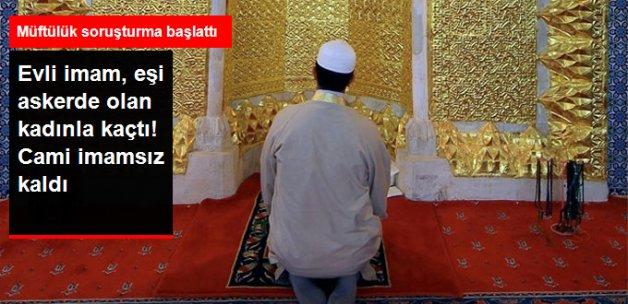 Samsun'da Evli Köy İmamı, Kocası Askerde Olan Genç Kadınla Kaçtı
