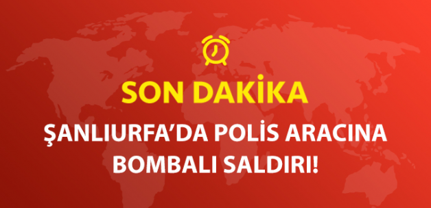 Şanlıurfa'da Askeri Aracın Geçişi Sırasında Patlama: 4 Asker Yaralı