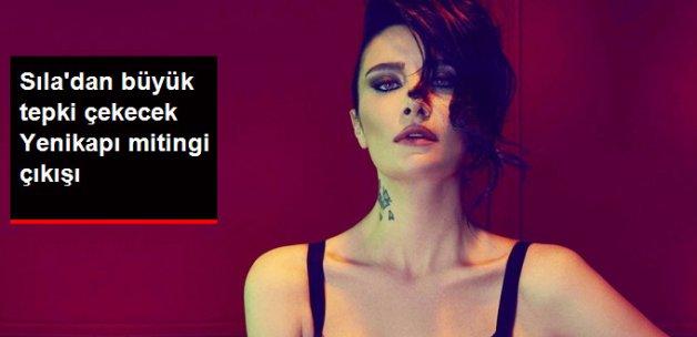 Şarkıcı Sıla'dan Yenikapı Mitingiyle İlgili Tartışılacak Sözler!