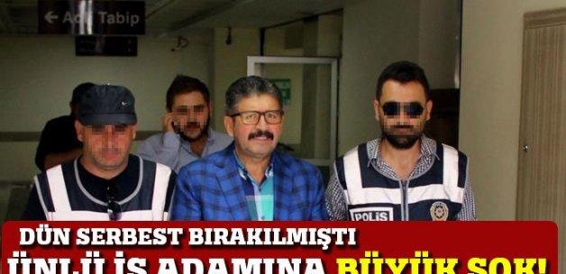 Savcılık itiraz etti, Hacı Boydak 3'üncü kez gözaltında