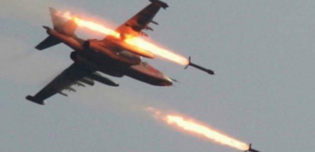 Şemdinli'deki PKK hedefleri bombalandı!