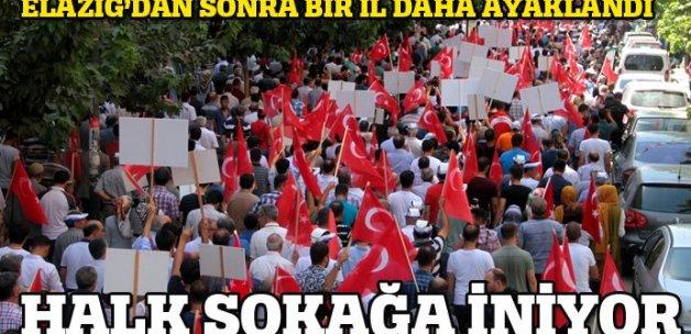 Siirt PKK terörüne karşı meydanlara iniyor