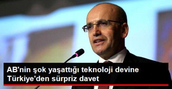 Şimşek'ten AB'nin Vergi Şokunu Yaşayan Apple'a Davet: Türkiye'ye Taşının