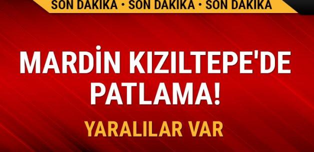 Son Dakika Haberleri: Mardin Kızıltepe'de patlama!