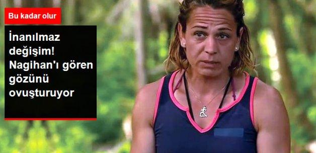 Survivor Nagihan'ı Gören Tanımakta Zorlanıyor