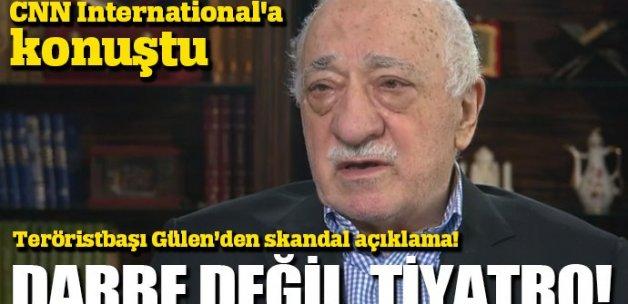 Teröristbaşı Fetullah Gülen'den skandal açıklama