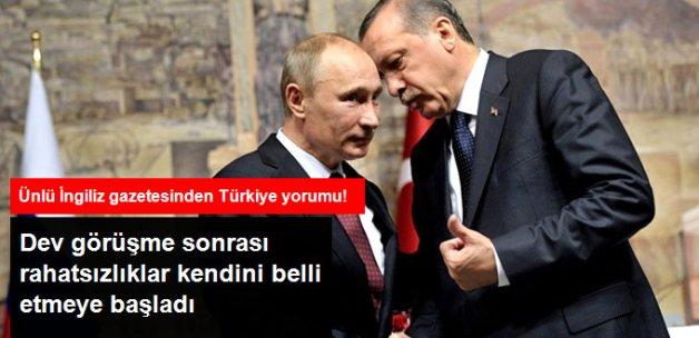 Times: Türkiye Batı İçin Çok Önemli Ama NATO'da Ayrıcalıklı Üye Olmamalı