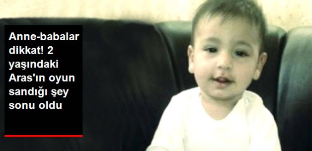 Tornavidayı Prize Sokan Çocuk Öldü