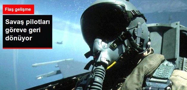 TSK'dan Ayrılan ya da İlişiği Kesilen Pilotlara Dönüş Yolu