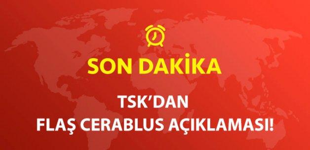 TSK'dan Fırat Kalkanı Operasyonu!