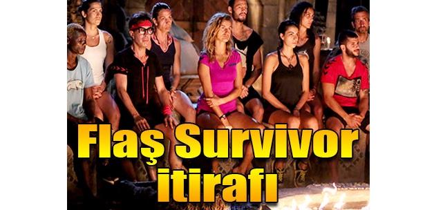 Tuğba Özay'dan Survivor itirafı: Çaldım!