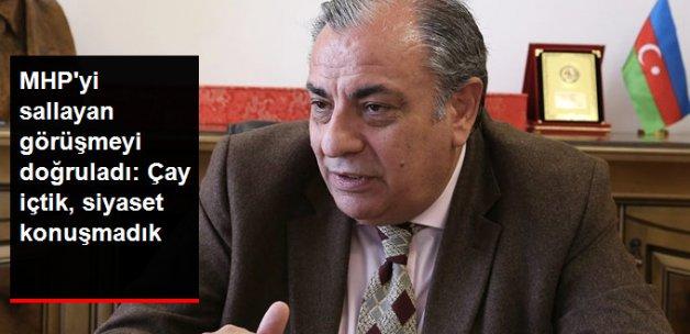 Tuğrul Türkeş, Özdağ Görüşmesini Doğruladı: Siyaset Konuşmadık