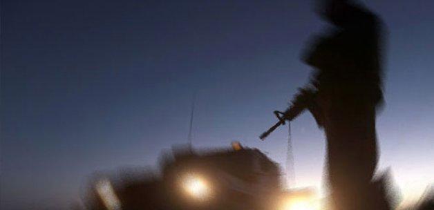 Tunceli'de tabur komutanlığına taciz ateşi