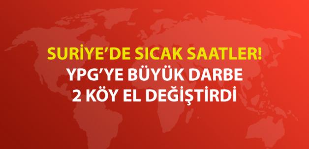 Türk Jetleri YPG Hedeflerini Vurdu