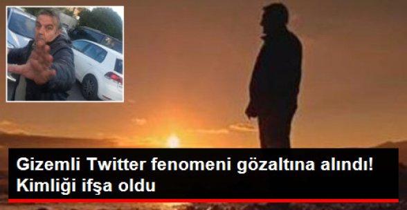 """'Türkiye Gerçekleri"""" Adlı Twitter Kullanıcısı FETÖ'den Gözaltına Alındı"""