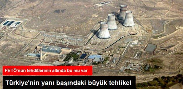 Türkiye'nin Yanı Başındaki Büyük Tehlike: Metmazor Nükleer Santrali