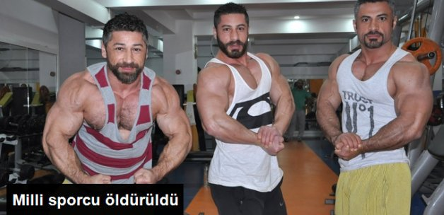 Türkiye Vücut Geliştirme Şampiyonu Bıçaklanarak Hayatını Kaybetti