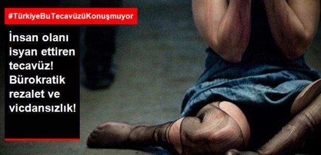 Türkiye Yozgat'ta Defalarca Tecavüz Edilen Engelli Kadının Yaşadıklarına İsyan Etti