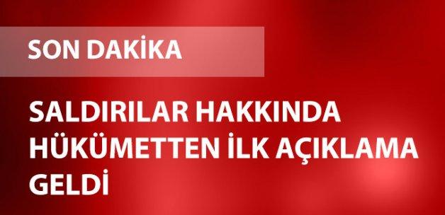 Ulaştırma Bakanı Ahmet Arslan, Terör Saldırıları Hakkında Bilgi Verdi