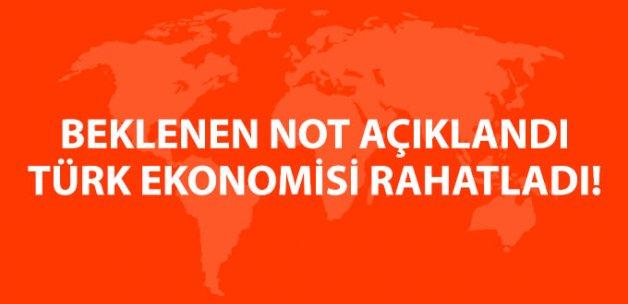 Uluslararası Kredi Derecelendirme Kuruluşu Moody's Türkiye'yi Pas Geçti