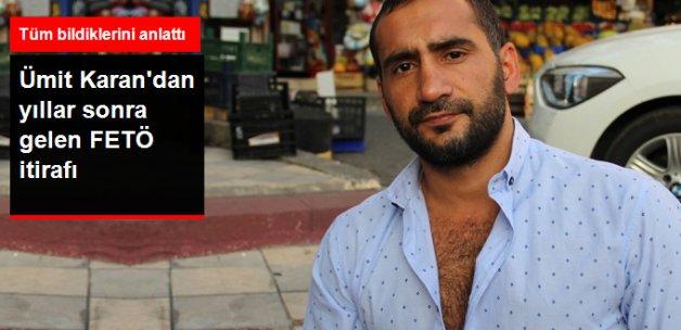 Ümit Karan: FETÖ Futbolcuları Kadro Dışı Bıraktırıyordu